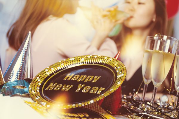 older people new year
