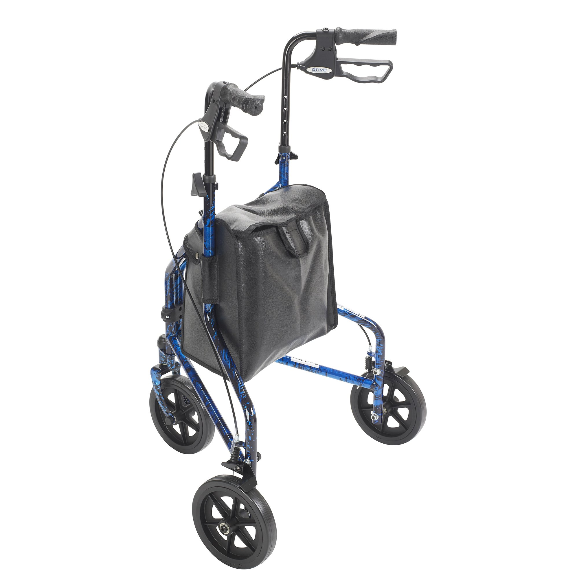 Winnie Lite Supreme/Go Lite3 Wheel Aluminum Rollators,7.5″ Caste