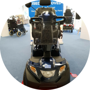 Approved Used Mobility Scooters