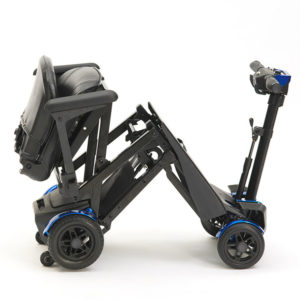 Compact Folding Scooters