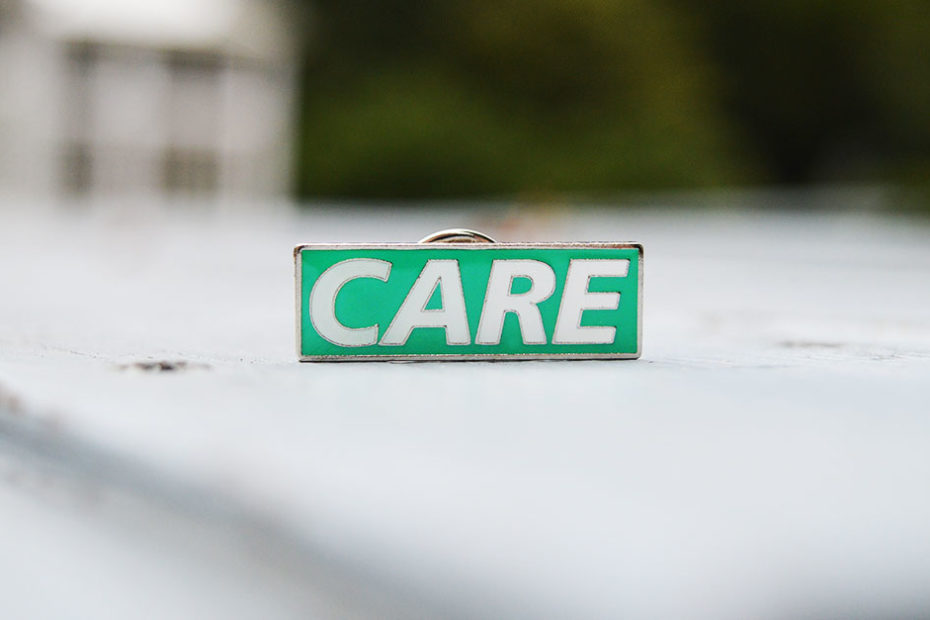 Care Badge